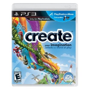 Create for PS3 US