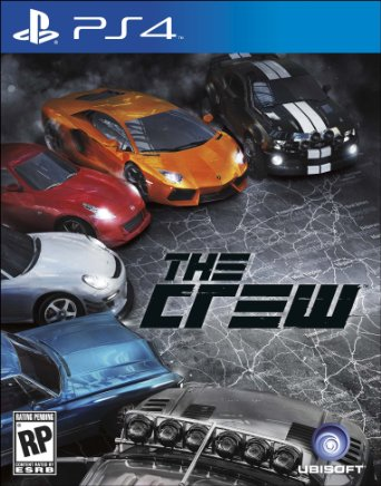 PS4 The Crew em Portugues (PlayStation 4)