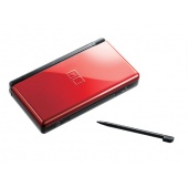 Nintendo DS Lite Crimson/Black