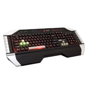 Cyborg Gaming Keyboard com Tri-Color Backlighting