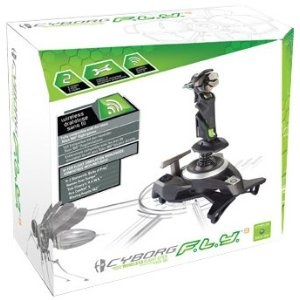 Cyborg F.L.Y. 9 Wireless Flight Stick for Xbox360