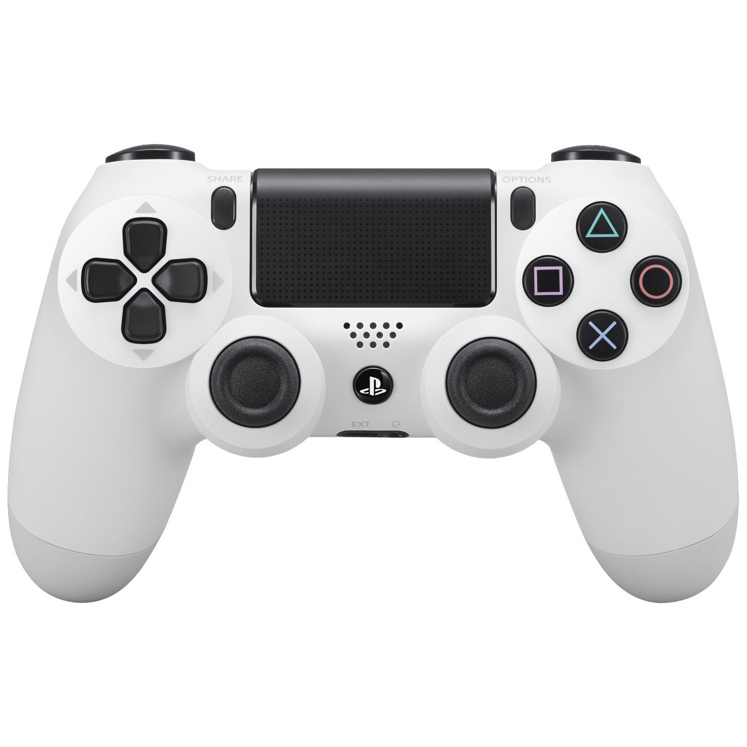 Dualshock 4 Wireless Controller (PlayStation 4) WHITE