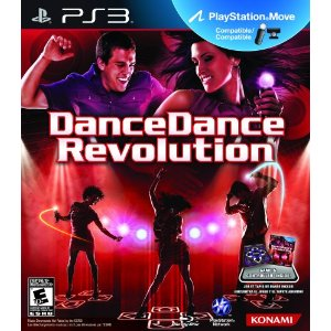 Dance Dance Revolution Bundle for PS3 US