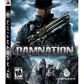 Damnation for PS3 US
