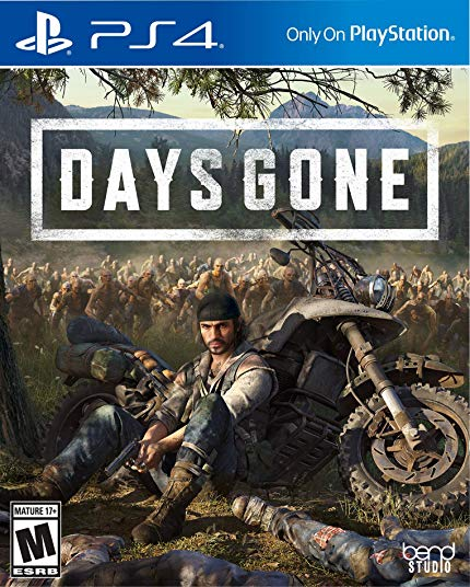 PS4 Days Gone em Português (PlayStation 4)