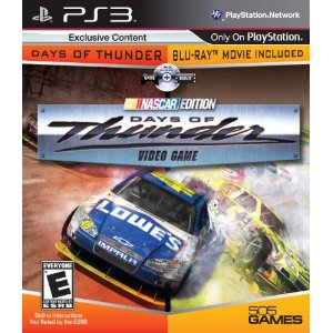 Days of Thunder (Game & Movie) for PS3 US