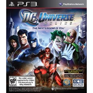 DC Universe Online for PS3 US