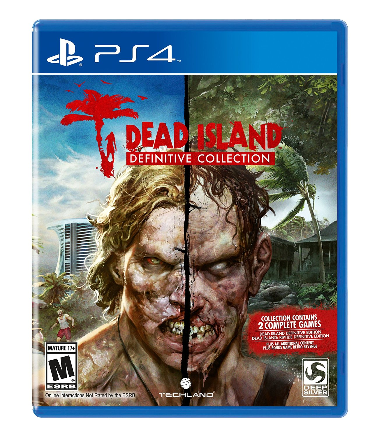 PS4 Dead Island Definitive Collection (PlayStation 4)