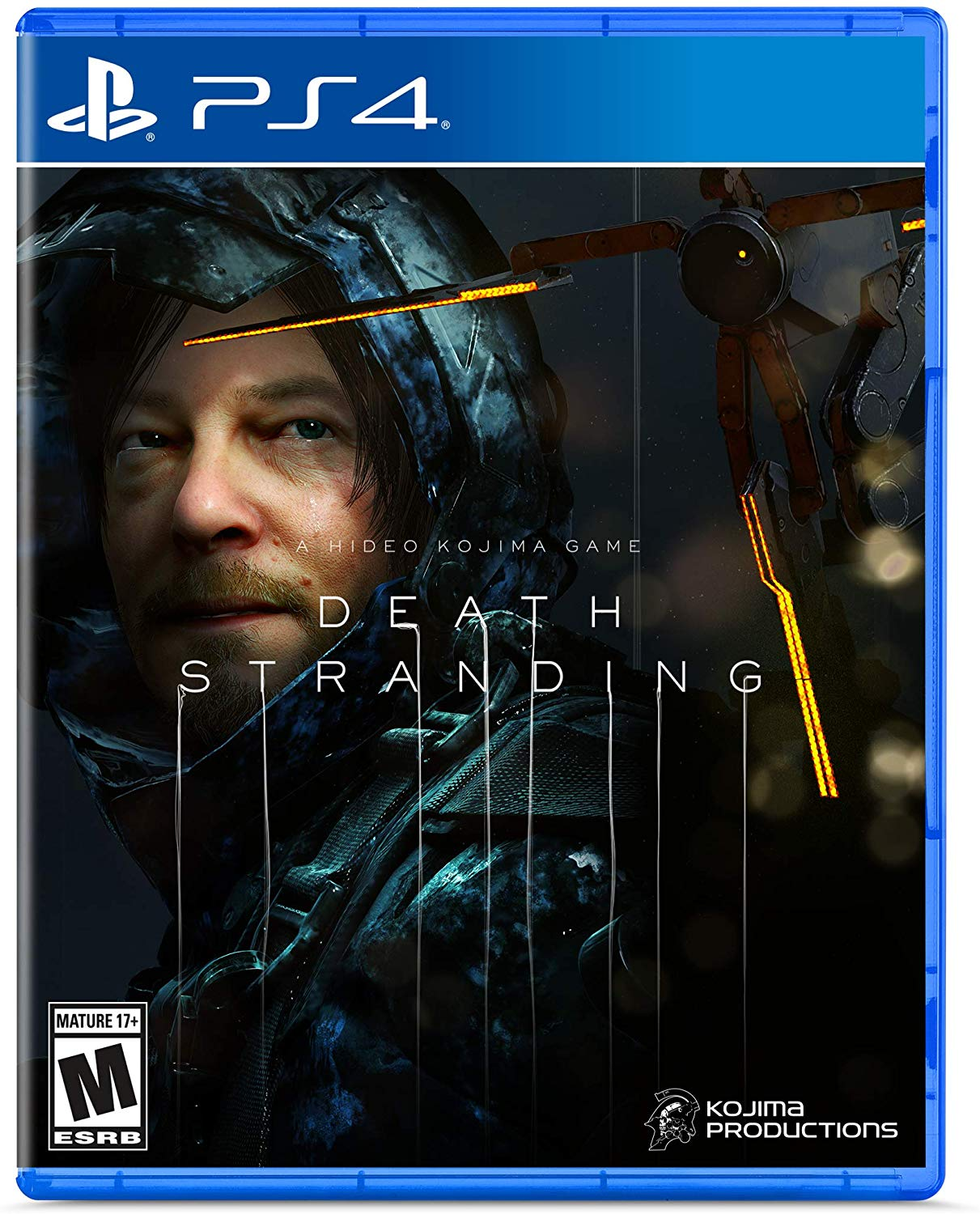 PS4 Death Stranding em Português e Español (PlayStation 4)