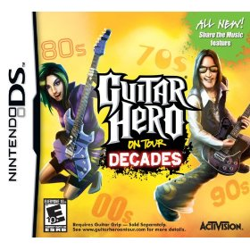 DS - Guitar Hero on Tour Decades - Software Only US