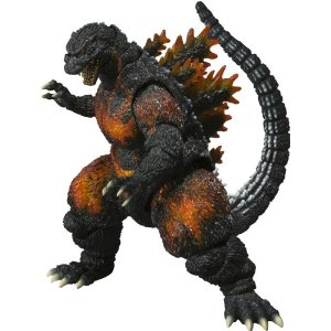 Bandai Tamashii Nations Burning Godzilla S.H. MonsterArts