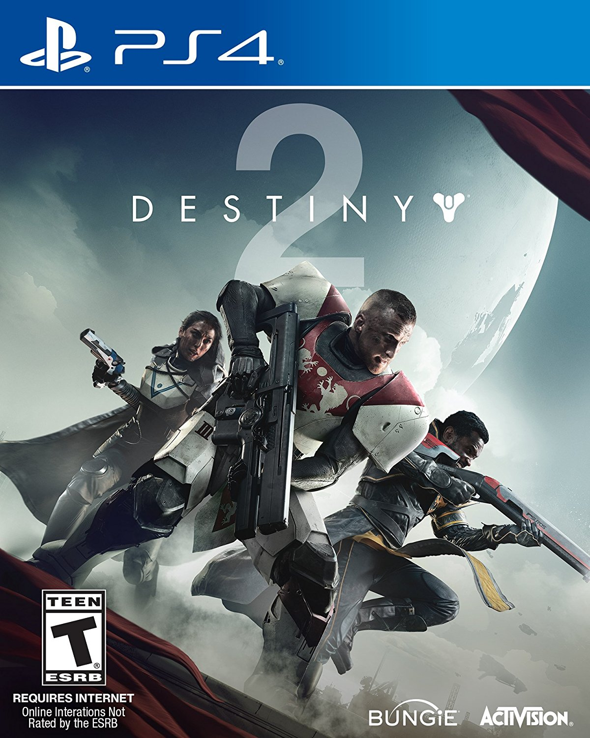 PS4 Destiny 2 em Portugues (PlayStation 4)