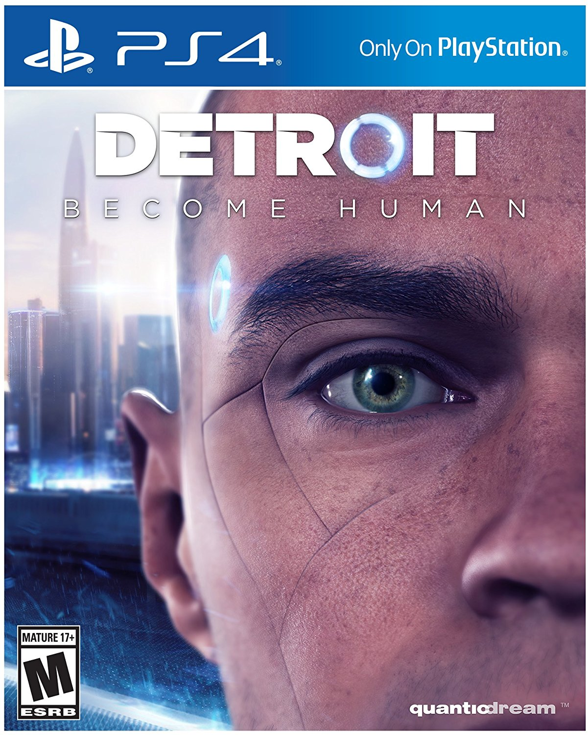 PS4 Detroit: Become Human em Portugues e Espanol (PlayStation 4)