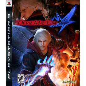 Devil May Cry 4 for PS3 US
