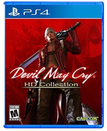PS4 Devil May Cry HD Collection (PlayStation 4)