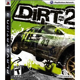 Dirt 2 for PS3 US