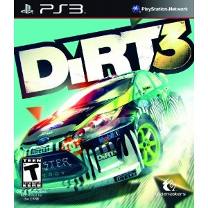 Dirt 3 for PS3 US