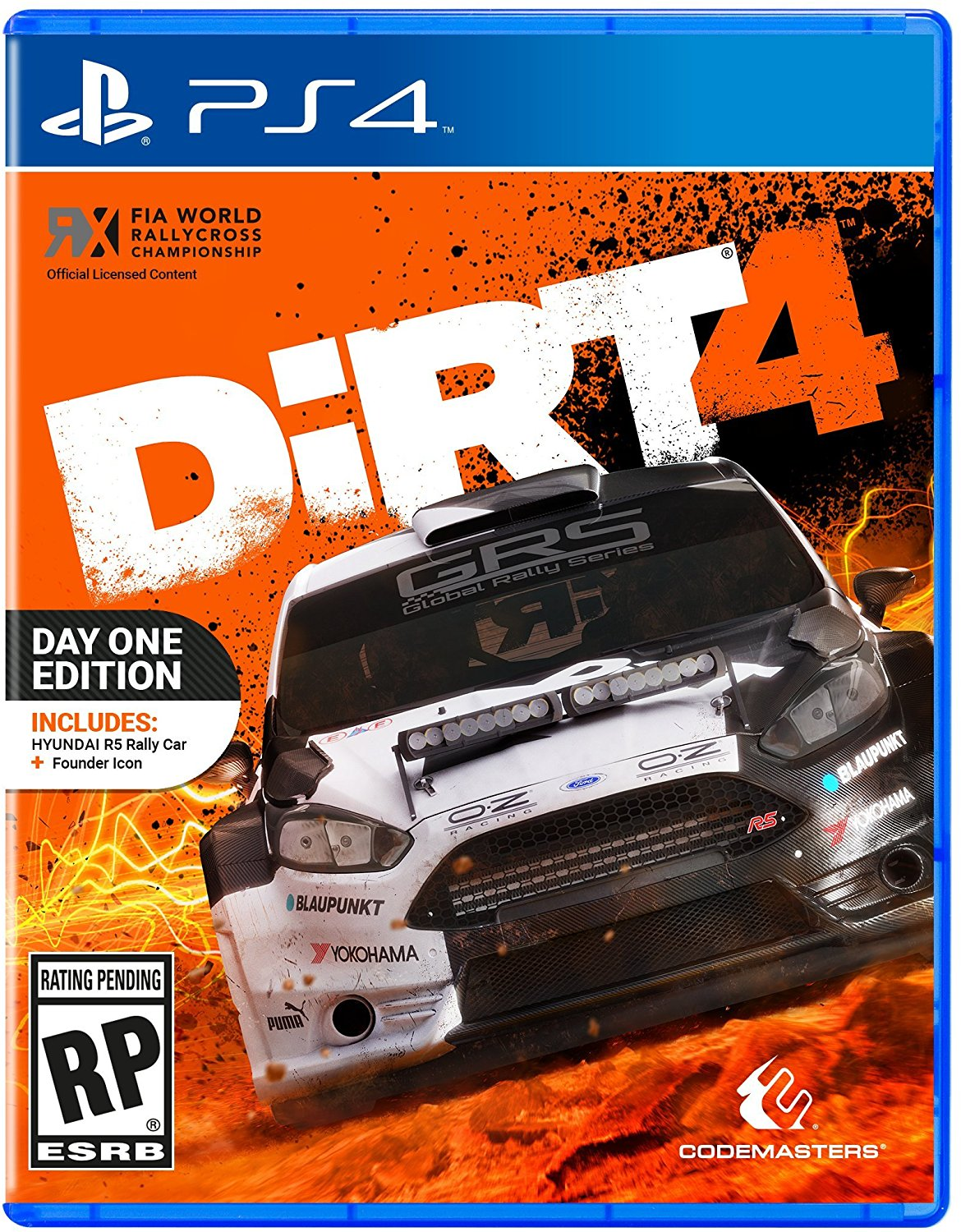 PS4 Dirt 4 (PlayStation 4)