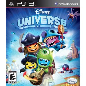 Disney Universe for PS3 US