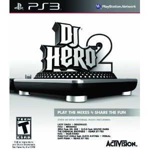 DJ Hero 2 for PS3 US