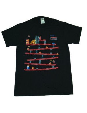 Nintendo Donkey Kong Level One T-Shirt