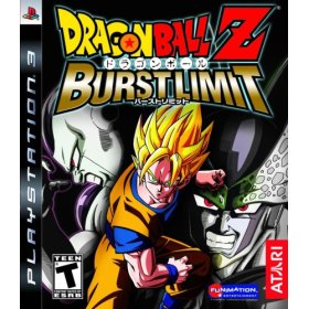 Dragon Ball Z Burst Limit for PS3 US