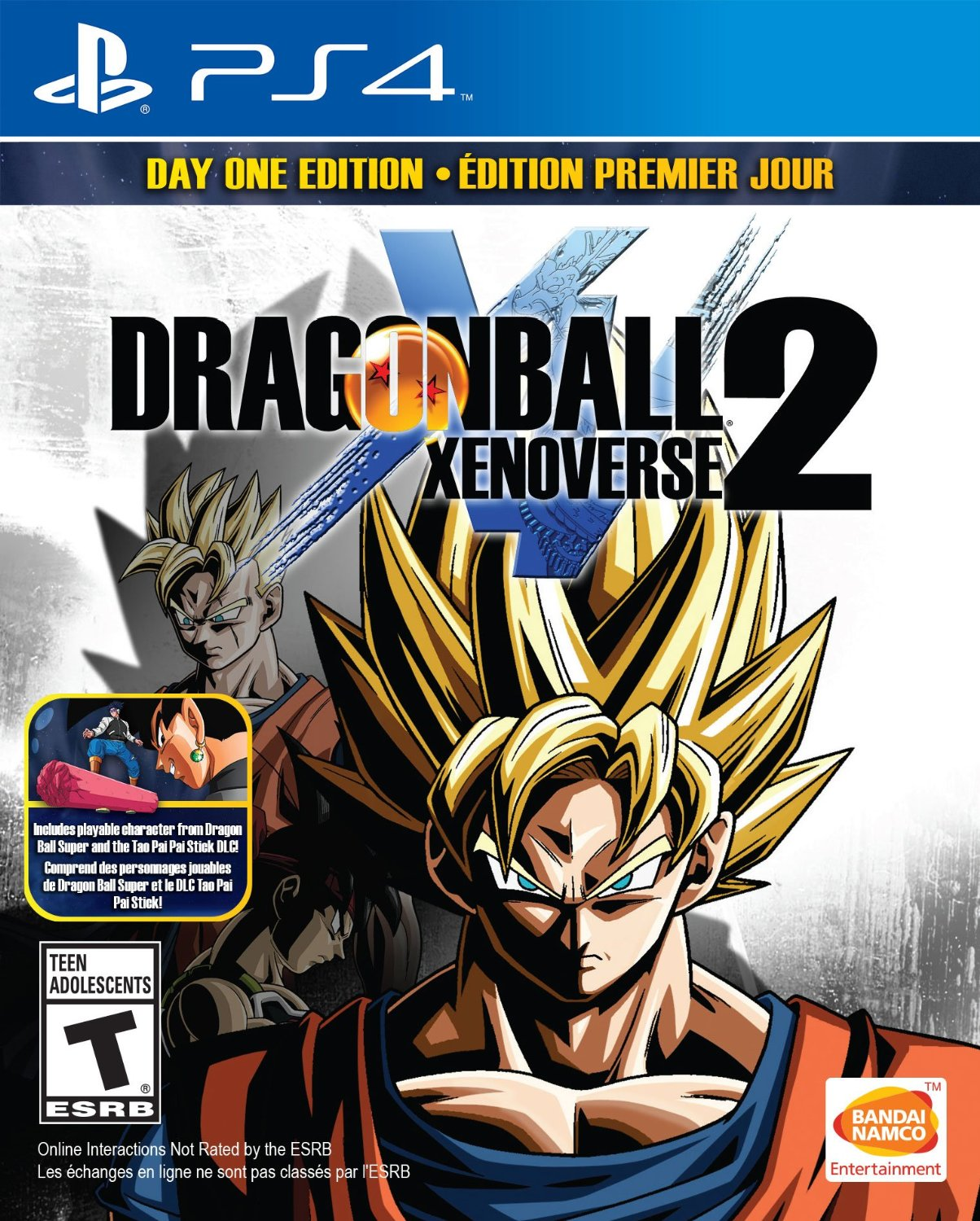 PS4 Dragon Ball Xenoverse 2 (PlayStation 4)