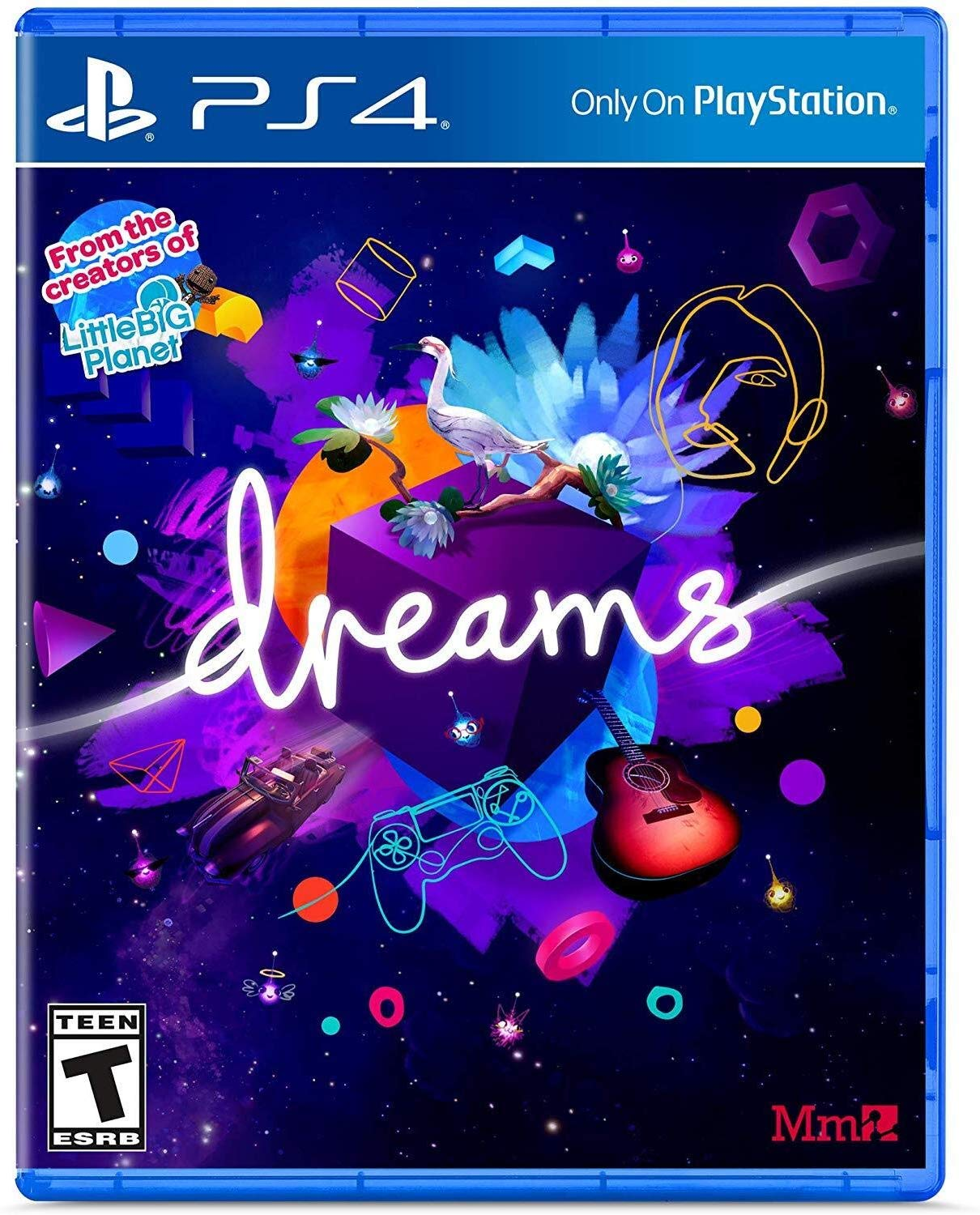 PS4 Dreams (PlayStation 4)