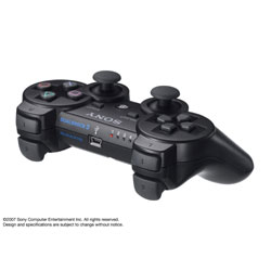 Controle DUAL SHOCK 3 BLACK for PlayStation3
