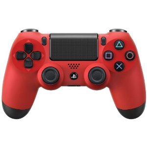 Dualshock 4 Wireless Controller (PlayStation 4) RED