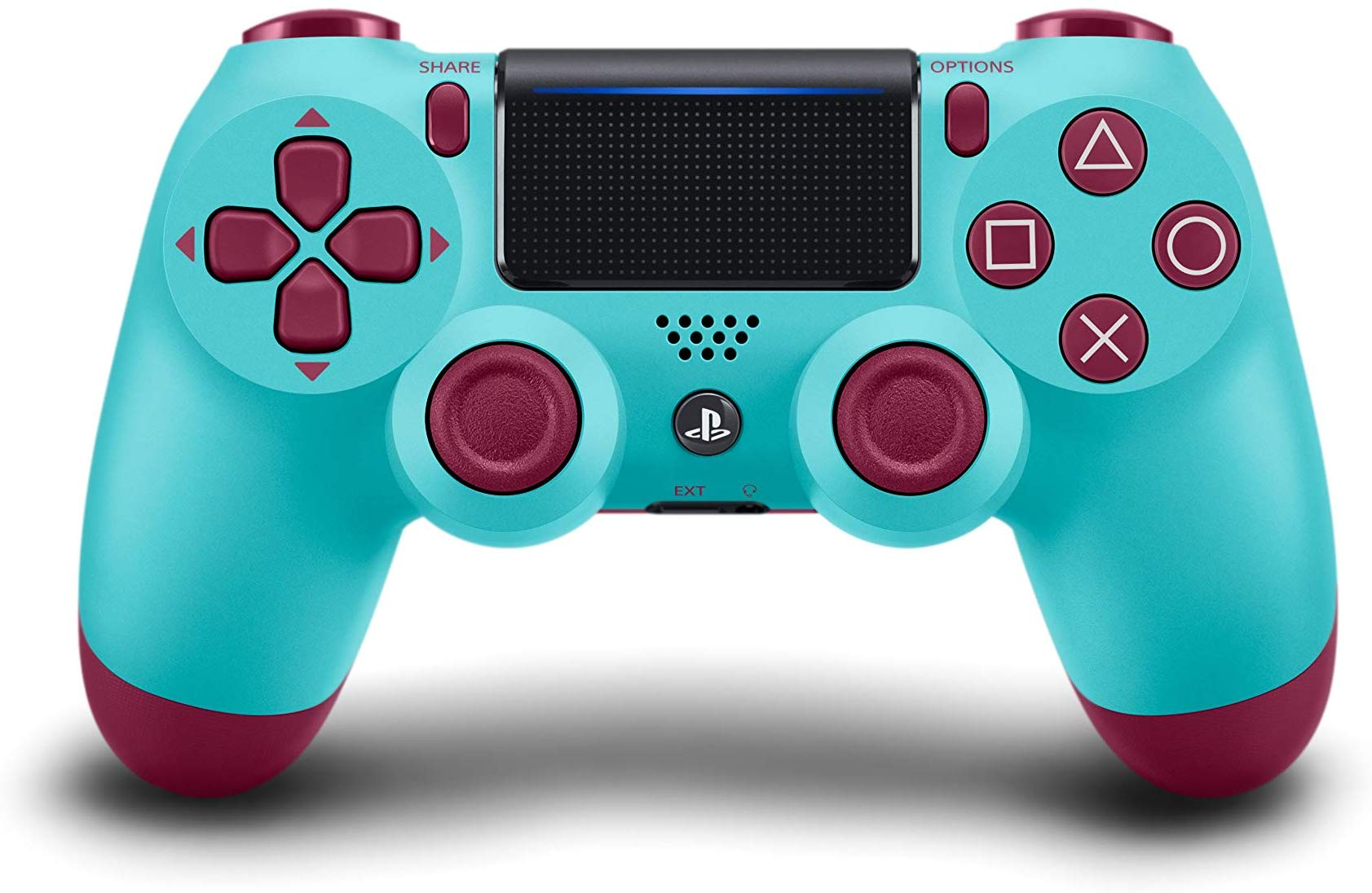 PS4 Dualshock 4 Wireless Controller Berry Blue