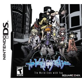 DS - The World Ends With You US