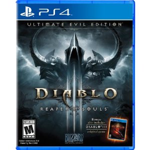 PS4 Diablo III: Ultimate Evil Edition Portugues (PlayStation 4)