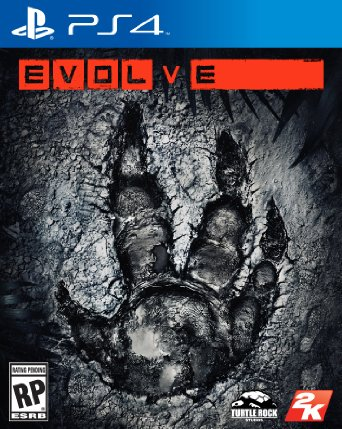 PS4 Evolve (PlayStation 4)