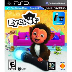 EyePet em Portugues (sem camera) for PS3 US