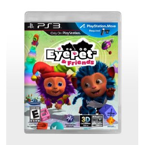 EyePet and Friends for PS3 US