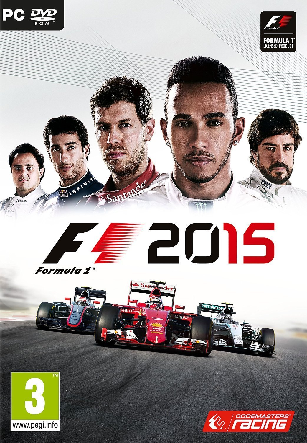 PC F1 2015 Formula One for Windows
