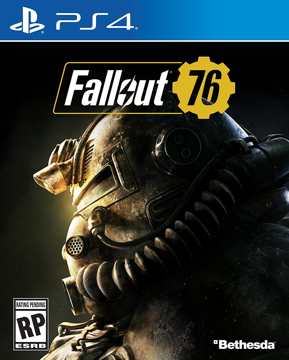 PS4 Fallout 76 (PlayStation 4)
