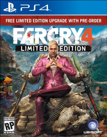 PS4 Far Cry 4 em Português (PlayStation 4)