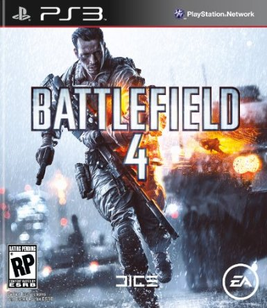 BF4 Battlefield 4 em Português for PS3 US