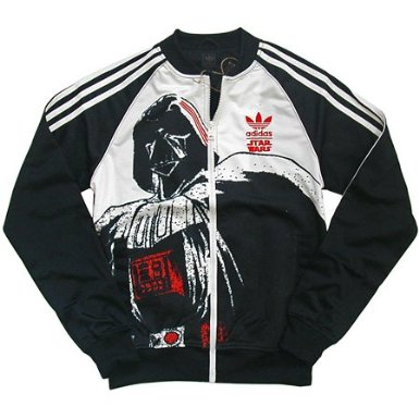 Agasalho Adidas Official Darth Vader Star Wars