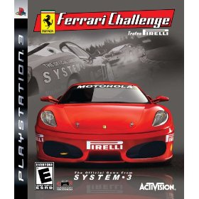 Ferrari Challenge for PS3 US