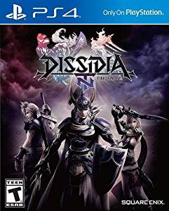 PS4 Dissidia Final Fantasy NT (PlayStation 4)