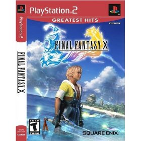 Final Fantasy X - PS2 US