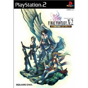 Final Fantasy X-2 International PS2 JP