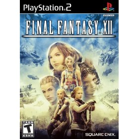 Final Fantasy XII for PS2 USA