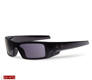 Oakley GASCAN™ Polished Black