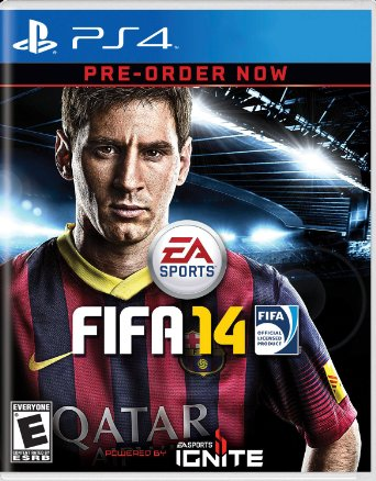 PS4 FIFA 14 (PlayStation 4)