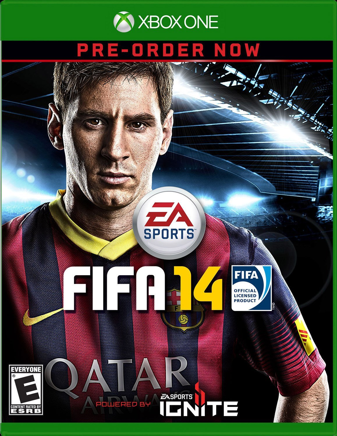 FIFA Soccer 14 for XBOX ONE US