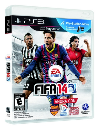FIFA Soccer 14 for PS3 Espanol e Ingles